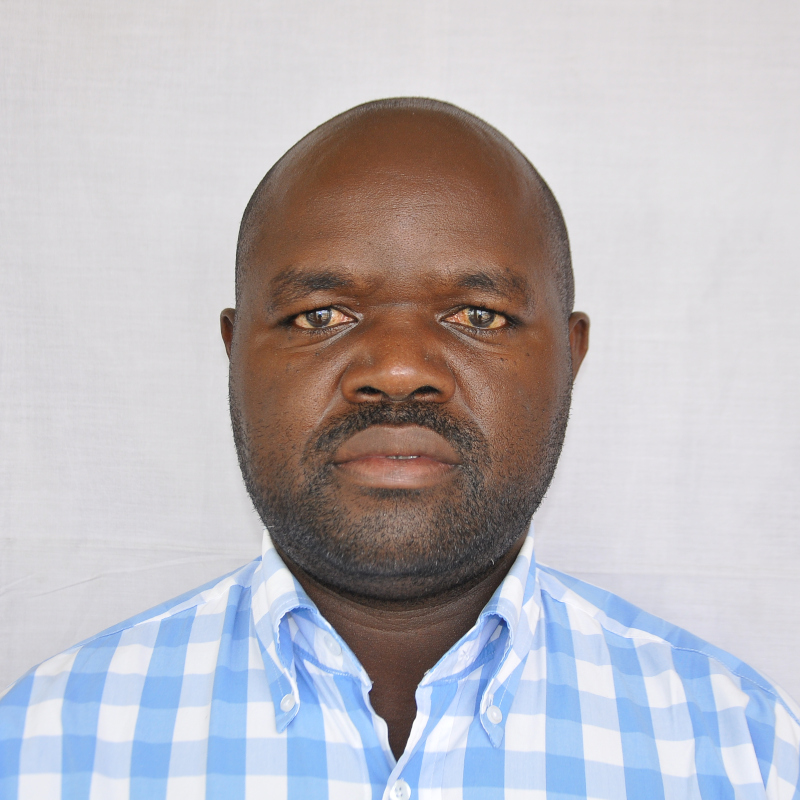 BIGSAS Junior Fellow Albert Irambeshya