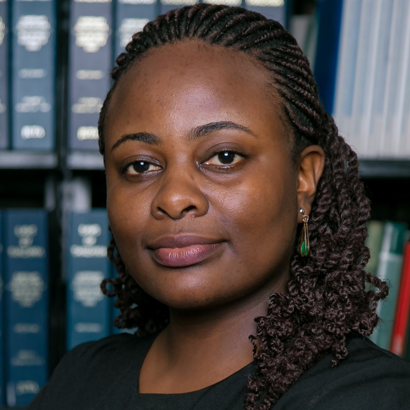 BIGSAS Junior Fellow Cecilia Ngaiza