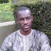 BIGSAS Junior Fellow Mbaye Seye